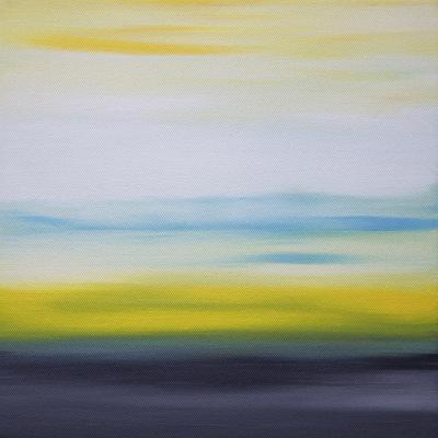 Sunrise and Sunset 2-Hilary Winfield-Giclee Print