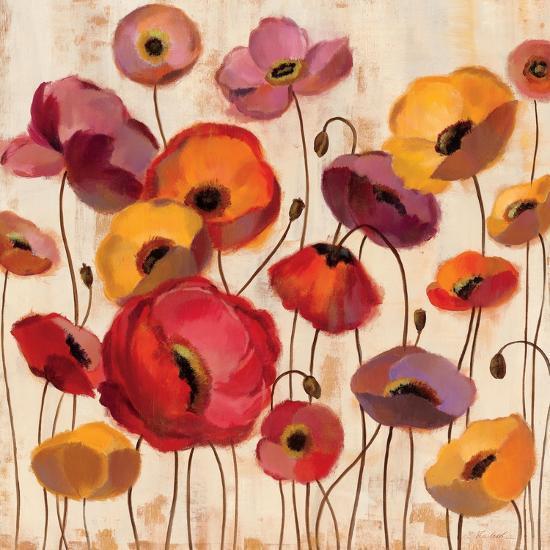 Sunrise Anemones-Silvia Vassileva-Premium Giclee Print
