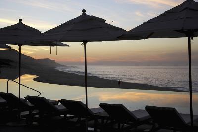 Sunrise at Beach of Los Cabos-Design Pics Inc-Photographic Print
