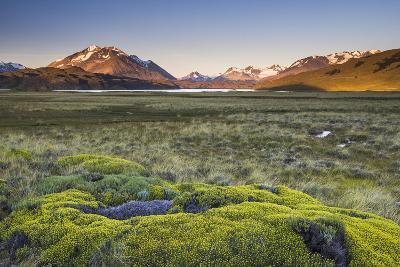 Sunrise at Belgrano Lake (Lago Belgrano), Argentina-Matthew Williams-Ellis-Photographic Print