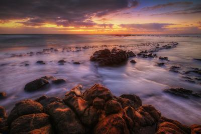 Sunrise at Kapaa, Kauai Hawaii-Vincent James-Photographic Print