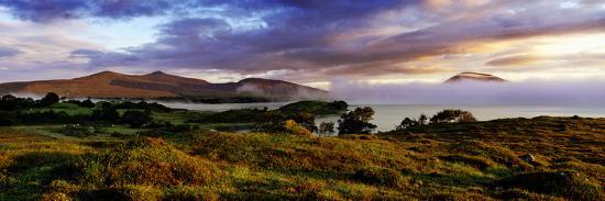 Sunrise at Nephin, Beltra Lough, County Mayo, Ireland-Chris Hill-Photographic Print