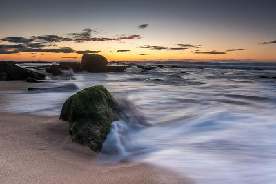 Sunrise at the Beach-A Periam Photography-Photographic Print