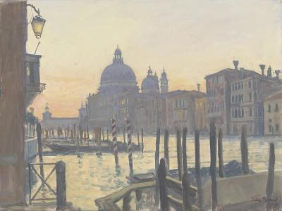 Sunrise Grand Canal, 2009-Julian Barrow-Giclee Print