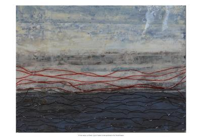 Sunrise in Winter I-Natalie Avondet-Art Print