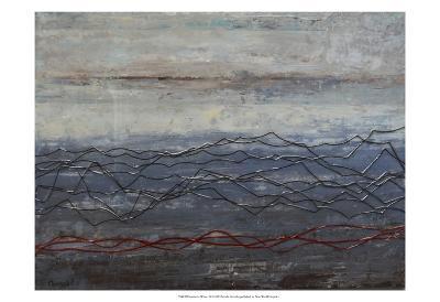 Sunrise in Winter II-Natalie Avondet-Art Print