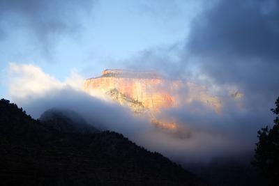 Sunrise in Zion National Park, Utah, USA-Jill Schneider-Photographic Print