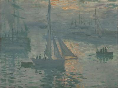 Sunrise (Marine), 1873-Claude Monet-Giclee Print