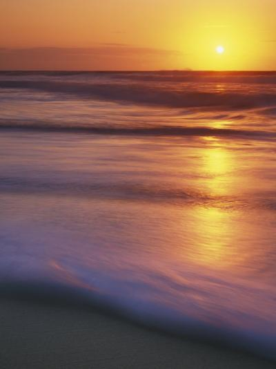 Sunrise, Martha's Vineyard, Massachusetts, USA-Charles Gurche-Photographic Print