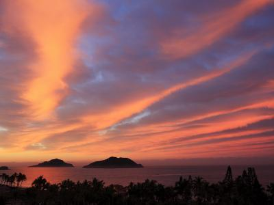 Sunrise, Mazatlan, State Sinaloa, Mexico-Ivan Vdovin-Photographic Print