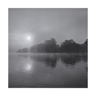 Sunrise on Lake-Henri Silberman-Photographic Print