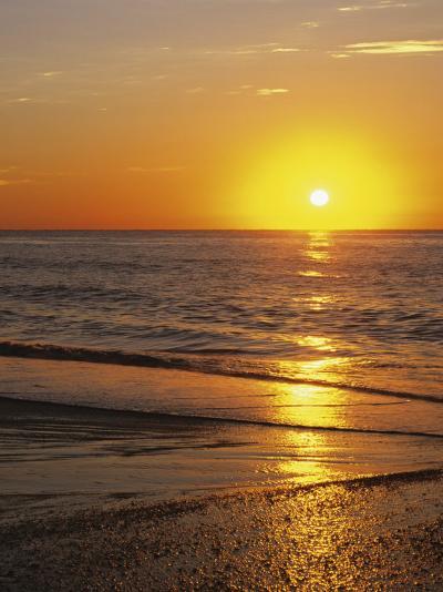 Sunrise Over Myrtle Beach, South Carolina, USA-Dennis Flaherty-Photographic Print
