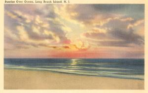 Sunrise over Ocean, Long Beach Island, New Jersey