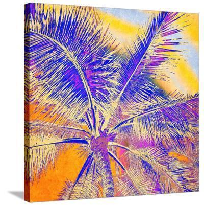Sunrise Over--Stretched Canvas Print