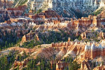 Sunrise Point - Utah - Bryce Canyon National Park - United States-Philippe Hugonnard-Photographic Print