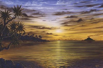Sunrise Sunset-Apollo-Giclee Print