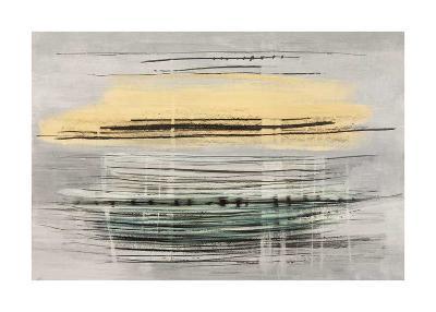 Sunrise Tracks-Drew Sims-Giclee Print