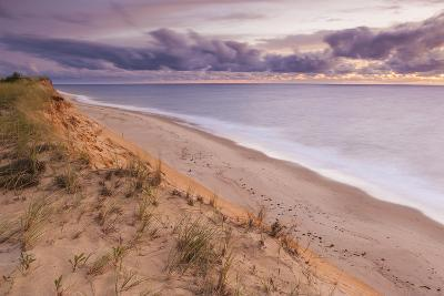 Sunrise View from the Marconi Station Site , Wellfleet, Massachusetts-Jerry and Marcy Monkman-Photographic Print