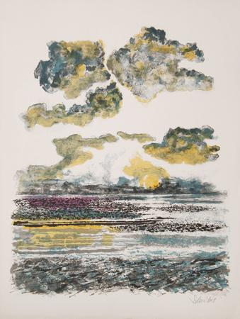 Sunrise-Georges Schreiber-Collectable Print
