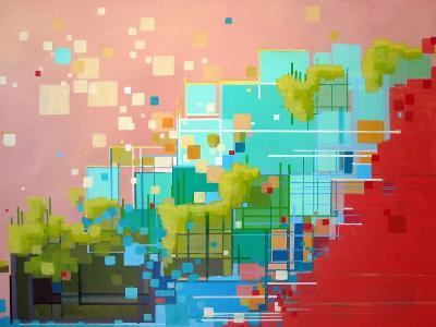 Sunrise-Carol Joy Shannon-Art Print