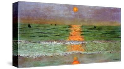 Sunset, 1913-F?lix Vallotton-Stretched Canvas Print