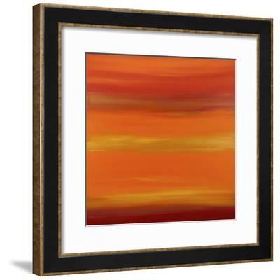 Sunset 20-Hilary Winfield-Framed Giclee Print