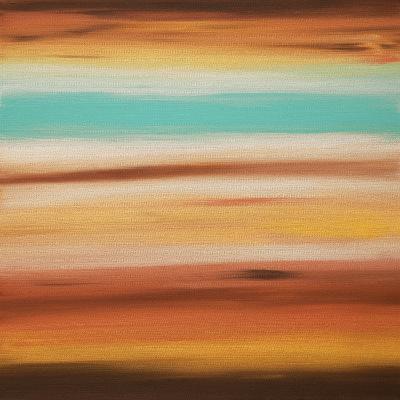 Sunset 9-Hilary Winfield-Giclee Print