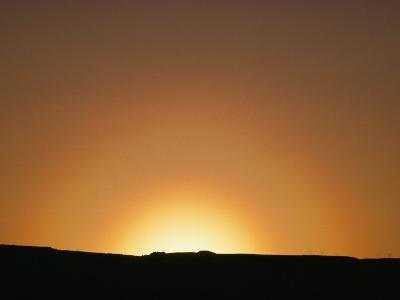 Sunset, Arizona-David Edwards-Photographic Print