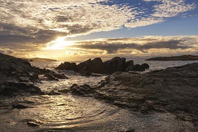 Sunset at Allihies Beara, Ireland-Chris Hill-Photographic Print