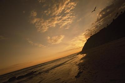 Sunset at Arroyo Burro Beach-Macduff Everton-Photographic Print