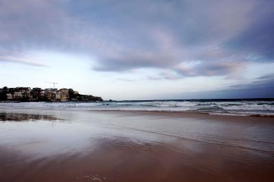 Sunset at Bondi Beach-Jill Schneider-Photographic Print