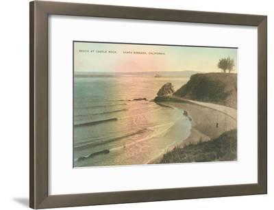Sunset at Castle Rock Beach