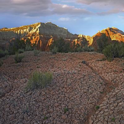 Sunset at Kodachrome Basin State Park, Utah-Tim Fitzharris-Photographic Print