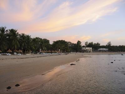Sunset at Saly, Senegal, West Africa, Africa-Robert Harding-Photographic Print
