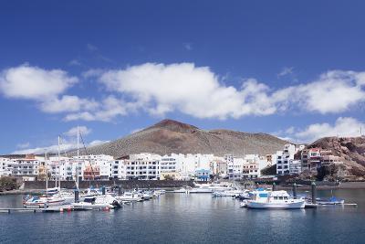 Sunset at South Coast Near La Restinga, El Hierro, Canary Islands, Spain, Atlantic-Markus Lange-Photographic Print