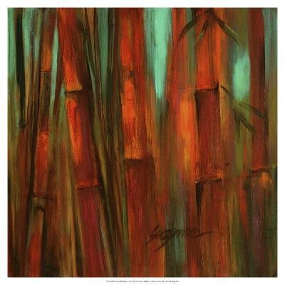 Sunset Bamboo II-Suzanne Wilkins-Giclee Print