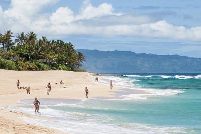 Sunset Beach, North Shore, Oahu, Hawaii, United States of America, Pacific-Michael DeFreitas-Photographic Print