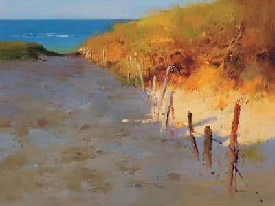 Sunset Beach--Premium Giclee Print
