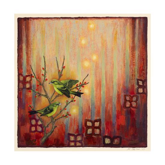 Sunset Birds-Rachel Paxton-Giclee Print
