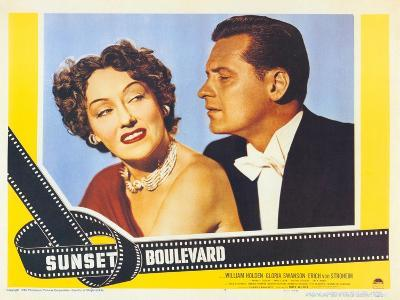 Sunset Boulevard, 1950--Art Print