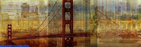 Sunset Bridge-Sloane Addison ?-Art Print