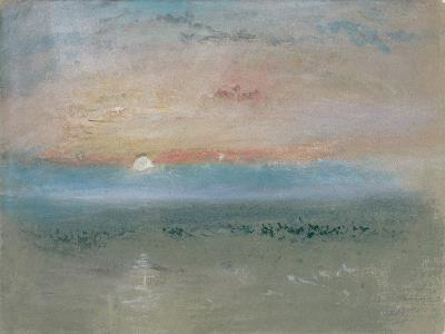 Sunset, C.1830-J^ M^ W^ Turner-Giclee Print