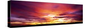 Sunset, Canyon De Chelly, Arizona, USA
