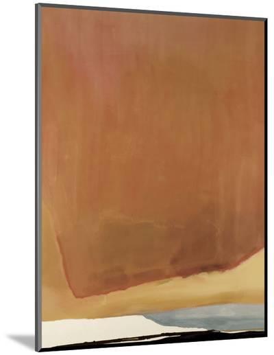 Sunset Corner, c.1969-Helen Frankenthaler-Mounted Print