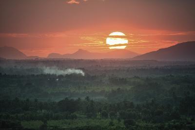 Sunset Delight-Bobby Joshi-Giclee Print