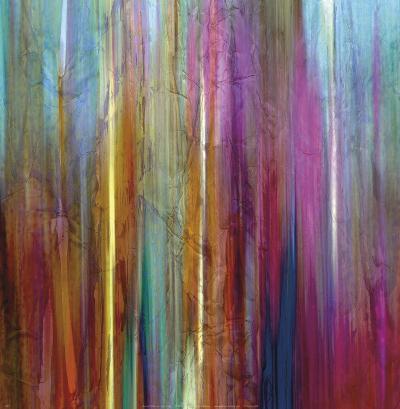 Sunset Falls I-John Butler-Art Print