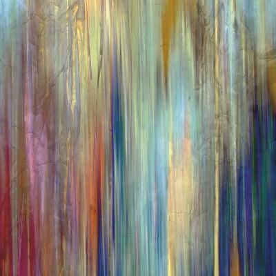 Sunset Falls II-John Butler-Art Print