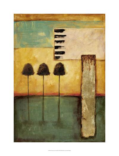 Sunset Fantasy II-Jennifer Goldberger-Giclee Print