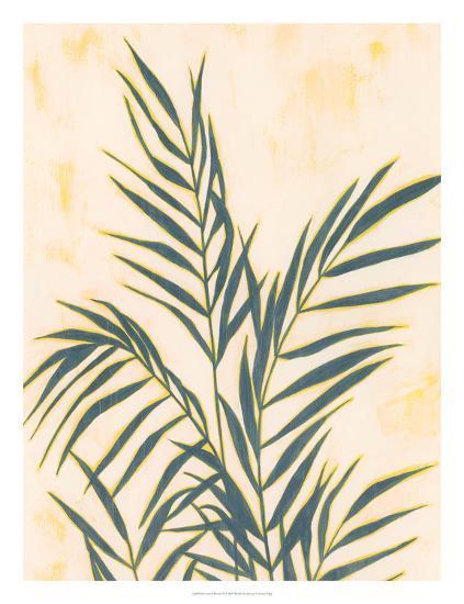 Sunset Fronds II-Grace Popp-Art Print