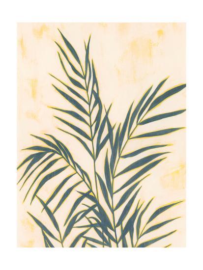 Sunset Fronds II--Art Print